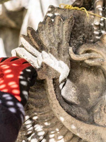 Máster en Restauración en Piedra Artesanal