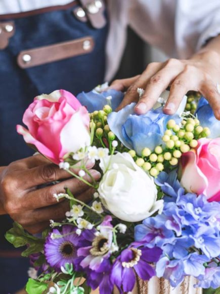 Máster en Artesanía Floral y Ornamentaciones