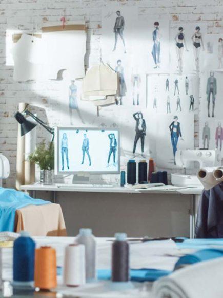 Diseñador Profesional de Moda y Complementos