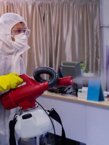 Supervisor – Encargado de Equipos de Limpieza