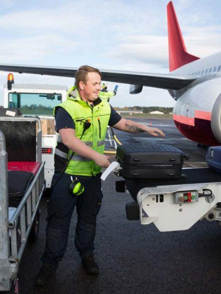 Agente de Handling y Operaciones Aeroportuarias