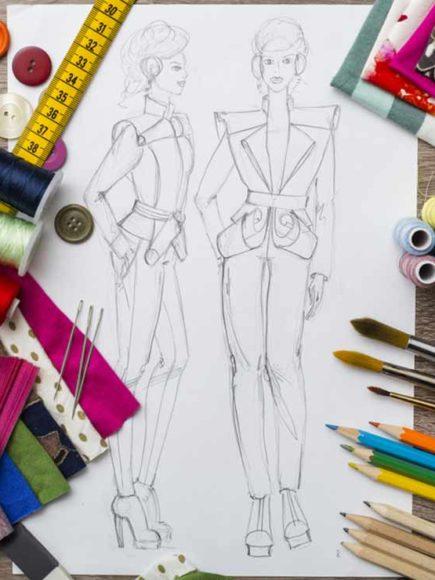 Máster en Patronaje de Moda + Máster en Personal Shopper